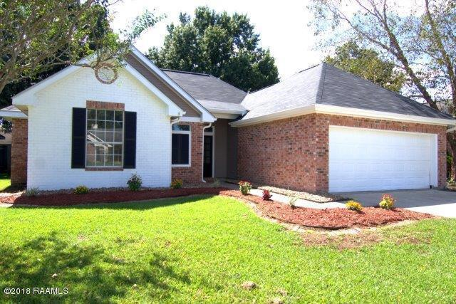 209 Shadowbrush Bend, Lafayette, LA 70506 (MLS #18010415) :: Cachet Real Estate