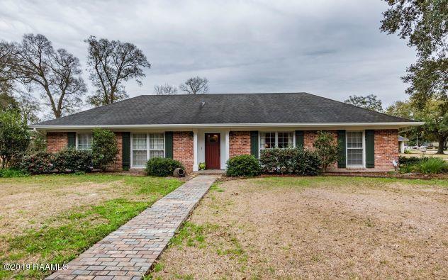 202 Arlette Drive, Lafayette, LA 70503 (MLS #18010674) :: Keaty Real Estate