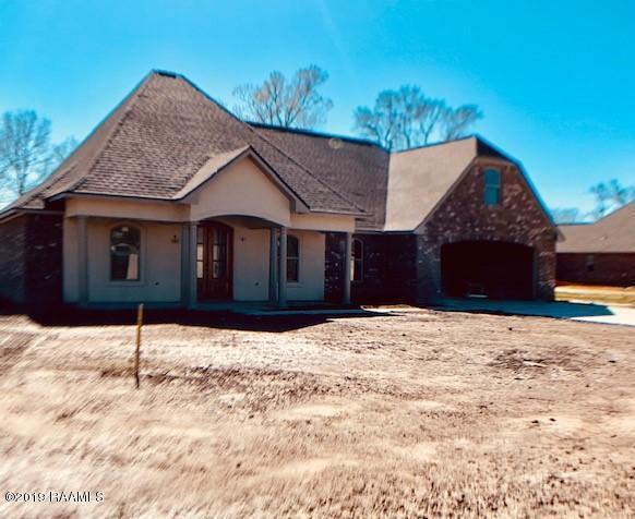 167 Coushatta Lane, Opelousas, LA 70570 (MLS #18012715) :: Keaty Real Estate