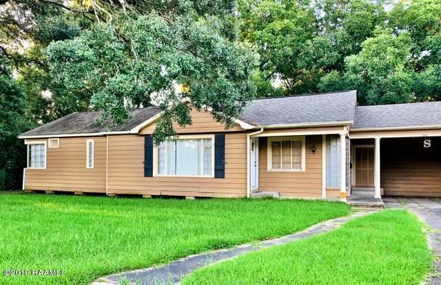 1436 Amazon Street, Eunice, LA 70535 (MLS #19007817) :: Keaty Real Estate