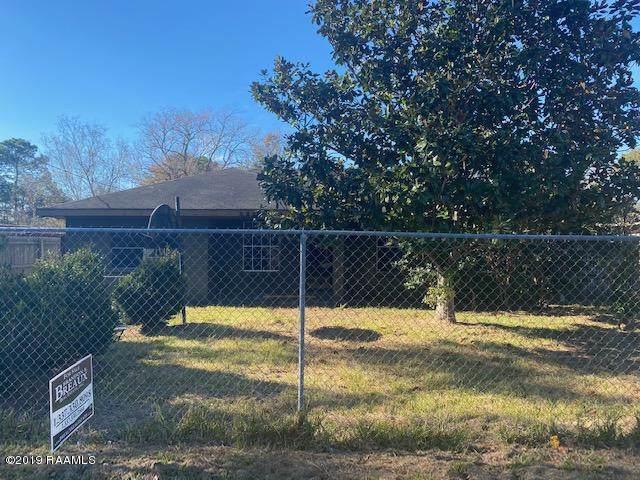 322 Fontelieu Drive, New Iberia, LA 70560 (MLS #19011625) :: Keaty Real Estate