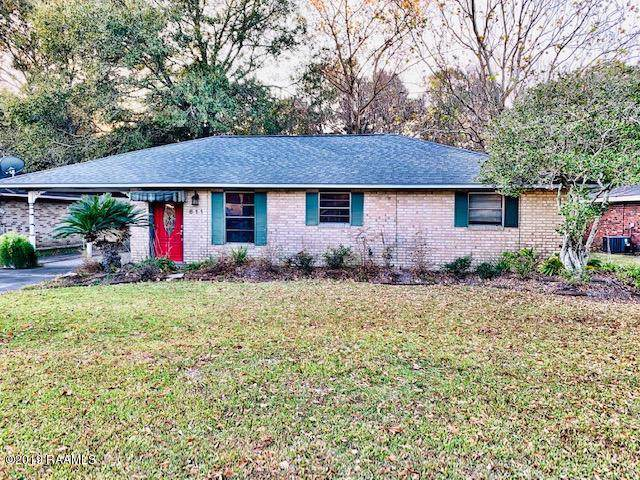 611 Hill Street, Eunice, LA 70535 (MLS #19011692) :: Keaty Real Estate