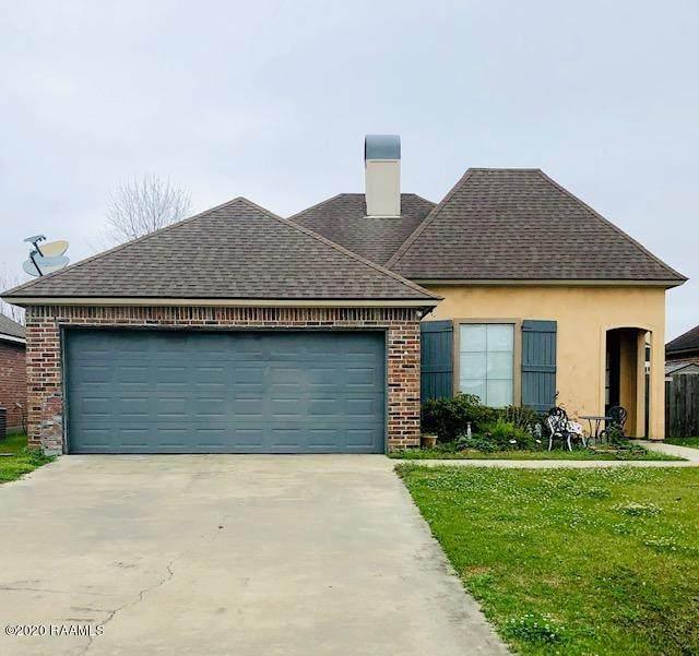 108 Paladin Lane, Youngsville, LA 70592 (MLS #20000321) :: Keaty Real Estate