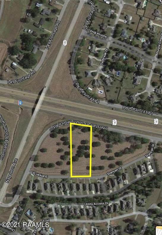 Tbd I-49 S. Frontage Rd, Sunset, LA 70584 (MLS #20001835) :: Keaty Real Estate