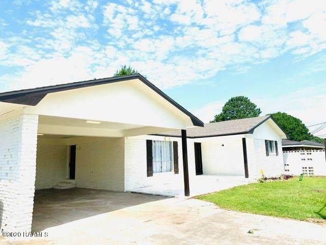 1223 Obie Street, New Iberia, LA 70560 (MLS #20005288) :: Keaty Real Estate