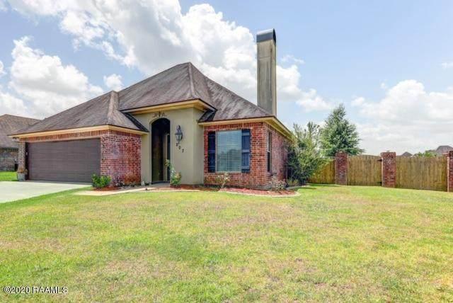 207 Forest Drive, Scott, LA 70583 (MLS #20005590) :: Keaty Real Estate