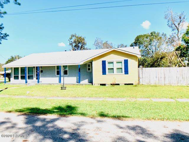 306 W Lessley St Street, Rayne, LA 70578 (MLS #20009798) :: Keaty Real Estate
