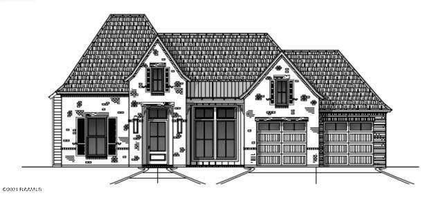 202 Habitat Ridge Drive, Broussard, LA 70518 (MLS #21000576) :: Keaty Real Estate
