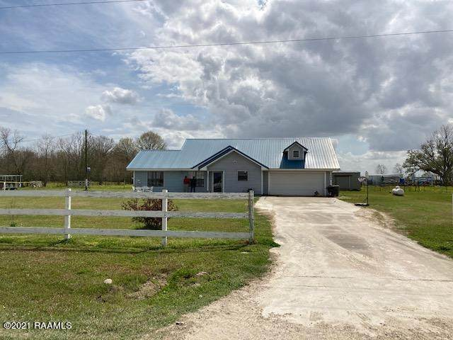 1569 Fuselier Rd, Mamou, LA 70554 (MLS #21002233) :: Keaty Real Estate