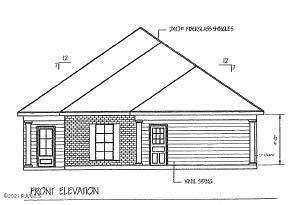 319 Candleglow Drive, New Iberia, LA 70563 (MLS #21003262) :: Keaty Real Estate