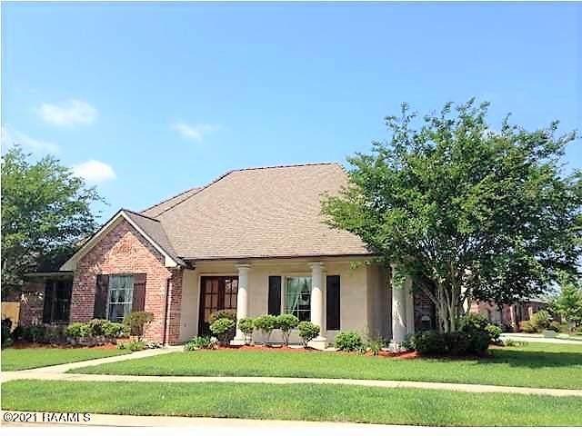 100 Bridge Creek Cove, Lafayette, LA 70508 (MLS #21003633) :: Keaty Real Estate