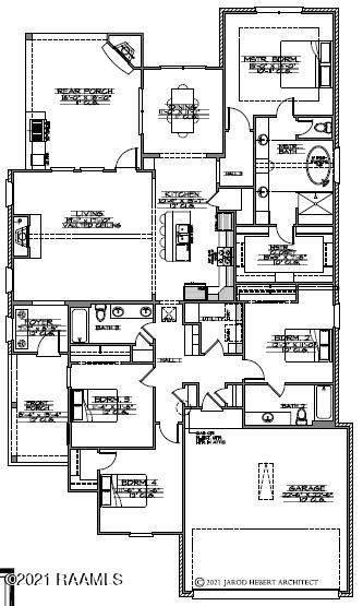 323 Big Lake Run, Youngsville, LA 70592 (MLS #21005566) :: Keaty Real Estate