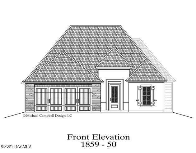 104 Fox Hill Road, Youngsville, LA 70592 (MLS #21008617) :: Keaty Real Estate