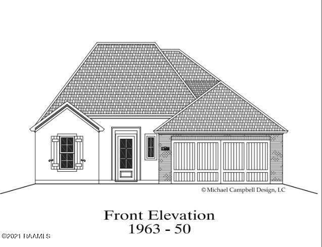 106 Fox Hill Road, Youngsville, LA 70592 (MLS #21008619) :: Keaty Real Estate