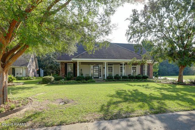 2303 Sandalwood Drive, Opelousas, LA 70570 (MLS #18009931) :: Keaty Real Estate