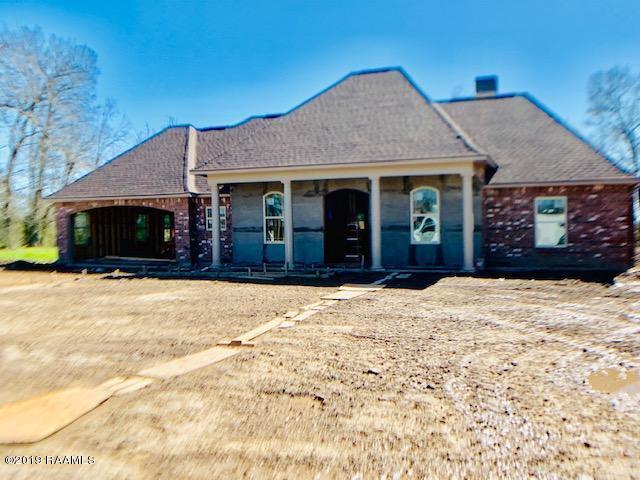 157 Coushatta Lane, Opelousas, LA 70570 (MLS #18012778) :: Keaty Real Estate