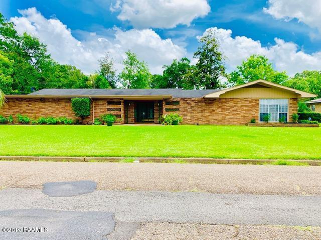 116 E Andrus Avenue, Opelousas, LA 70570 (MLS #19006305) :: Keaty Real Estate