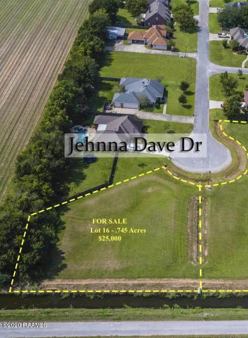 306 Jehnna Dave Drive, Broussard, LA 70518 (MLS #20005542) :: Keaty Real Estate