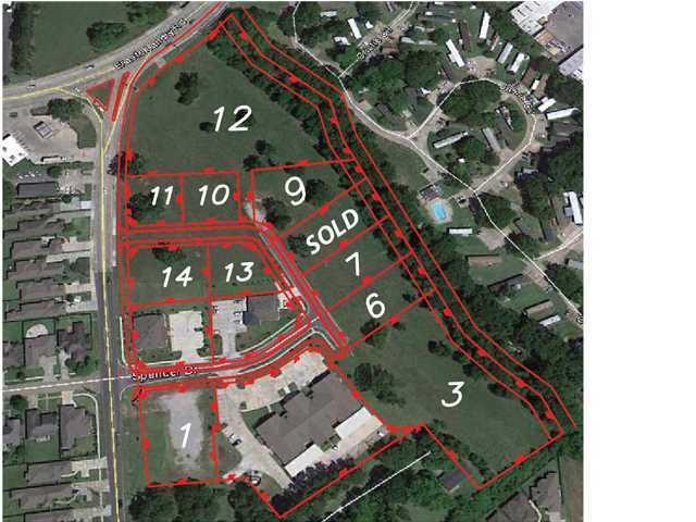 Foreman Drive, Lafayette, LA 70506 (MLS #14251324) :: Keaty Real Estate