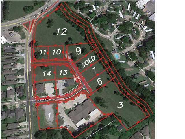 Foreman Drive, Lafayette, LA 70506 (MLS #14251326) :: Keaty Real Estate