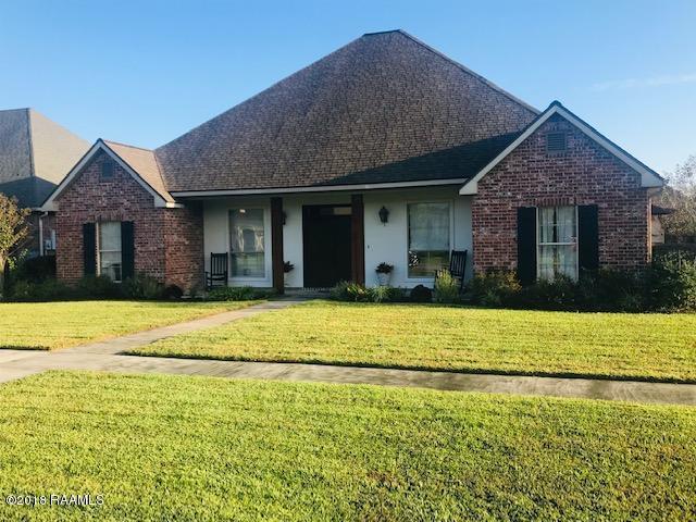 119 Keeneland, Lafayette, LA 70503 (MLS #17010397) :: Cachet Real Estate