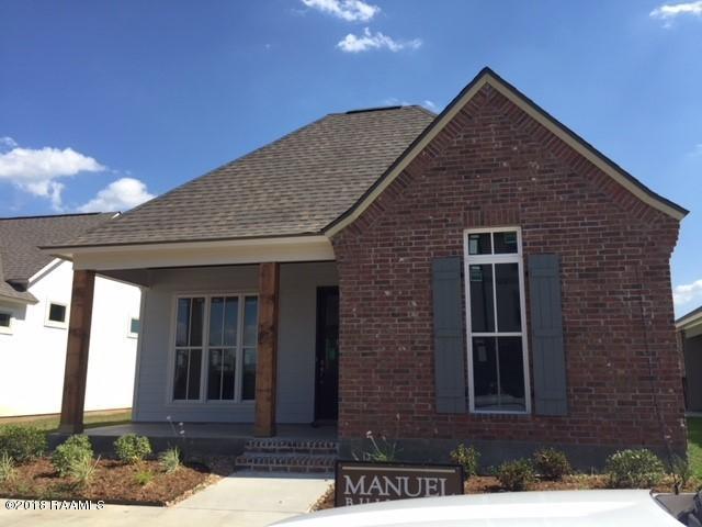 103 Vienne Lane, Lafayette, LA 70507 (MLS #18000434) :: Keaty Real Estate