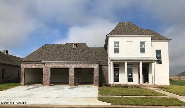 103 Tiger Court, Youngsville, LA 70592 (MLS #18003077) :: Keaty Real Estate