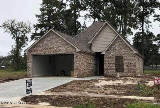 135 Luxford Way, Carencro, LA 70520 (MLS #18006948) :: Cachet Real Estate
