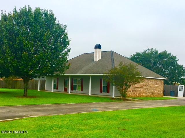125 Comanche Lane, Opelousas, LA 70570 (MLS #18009896) :: Keaty Real Estate