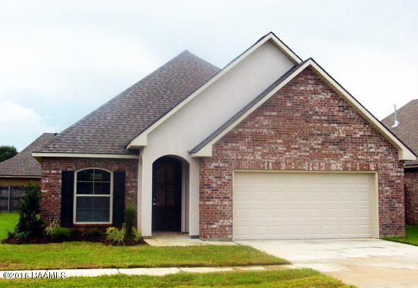 407 Wisteria Bend, Carencro, LA 70520 (MLS #16003312) :: Keaty Real Estate
