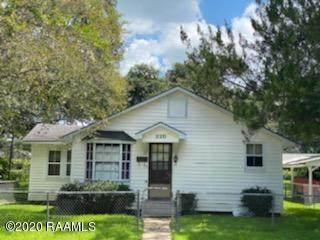320 N 9th Street, Eunice, LA 70535 (MLS #20005954) :: Keaty Real Estate