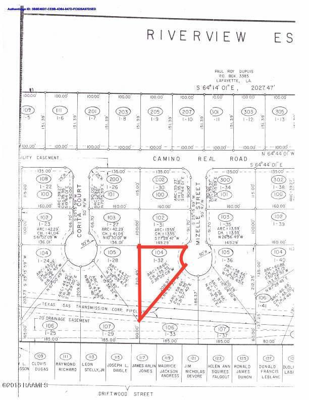 104 Mizelle, Lafayette, LA 70503 (MLS #18002617) :: Keaty Real Estate