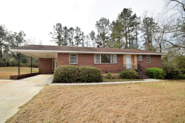106 Laurel Drive, GRANITEVILLE, SC 29829 (MLS #101886) :: Shannon Rollings Real Estate