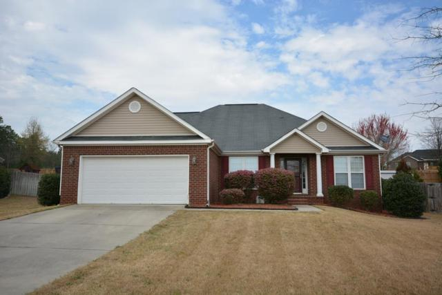 3009 Calli Crossing, GRANITEVILLE, SC 29829 (MLS #101905) :: Shannon Rollings Real Estate
