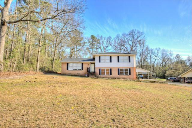 102 Laurel Drive, GRANITEVILLE, SC 29829 (MLS #102053) :: Shannon Rollings Real Estate