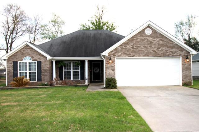 219 Marigold Drive, AIKEN, SC 29803 (MLS #102086) :: Shannon Rollings Real Estate