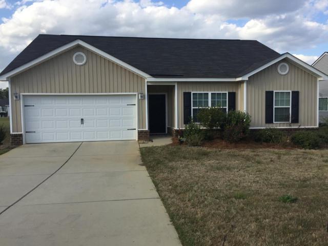 540 Brewer Drive, AIKEN, SC 29803 (MLS #102091) :: Shannon Rollings Real Estate