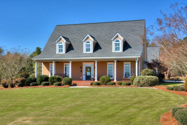 6055 High Meadow Loop, AIKEN, SC 29803 (MLS #102217) :: Shannon Rollings Real Estate