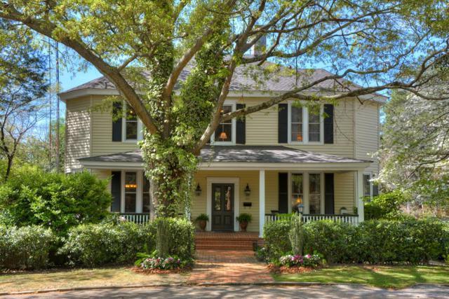 525 Barnwell Avenue Nw, AIKEN, SC 29801 (MLS #102307) :: Shannon Rollings Real Estate
