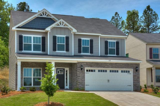 667 Dandelion Row, AIKEN, SC 29803 (MLS #102343) :: Shannon Rollings Real Estate