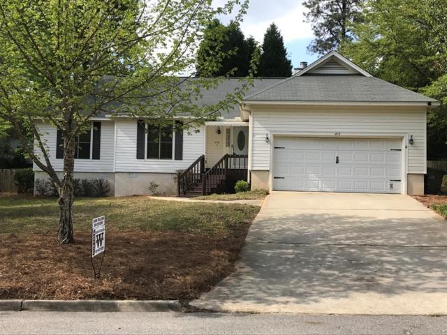 410 Greenwich, AIKEN, SC 29803 (MLS #102389) :: Shannon Rollings Real Estate