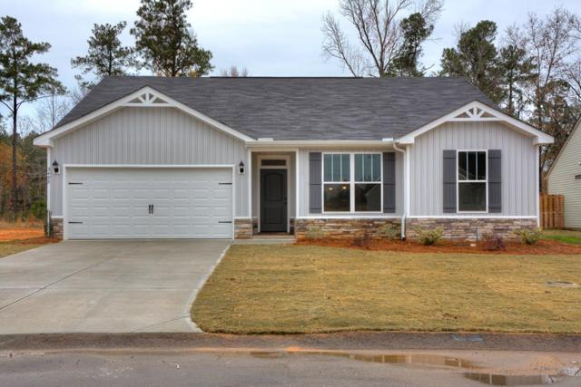 8208 Cozy Knoll, GRANITEVILLE, SC 29829 (MLS #102425) :: Shannon Rollings Real Estate