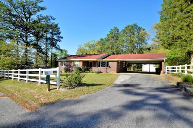 150 Elizabeth St, WARRENVILLE, SC 29851 (MLS #102439) :: Shannon Rollings Real Estate
