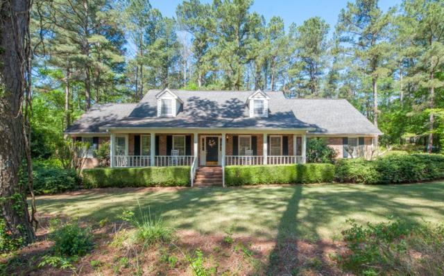 3 Oakleaf Drive, NORTH AUGUSTA, SC 29860 (MLS #102446) :: Shannon Rollings Real Estate