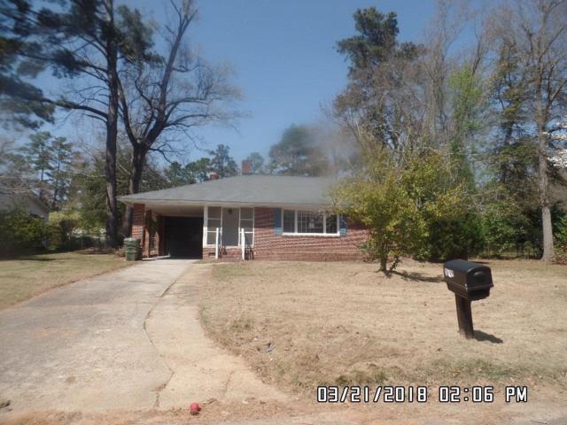 1012 Evans Rd, AIKEN, SC 29803 (MLS #102489) :: RE/MAX River Realty