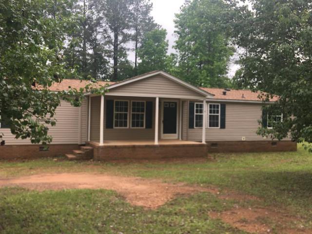 606 Brooks Road, SALUDA, SC 29138 (MLS #102834) :: Shannon Rollings Real Estate