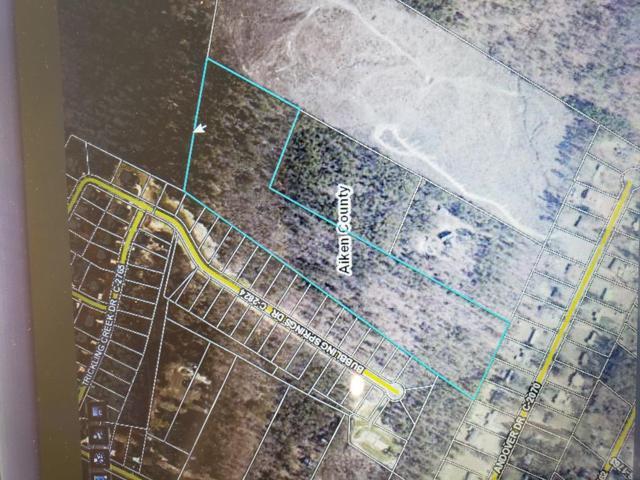 000 Crystal Springs Road, GRANITEVILLE, SC 29829 (MLS #102851) :: Shannon Rollings Real Estate