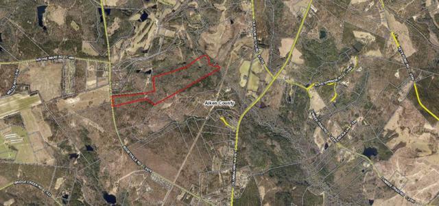 00 Bogeyville Rd, AIKEN, SC 29805 (MLS #103048) :: Shannon Rollings Real Estate