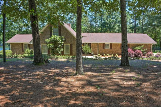 119 Edisto Lake Rd, WAGENER, SC 29164 (MLS #103052) :: Shannon Rollings Real Estate
