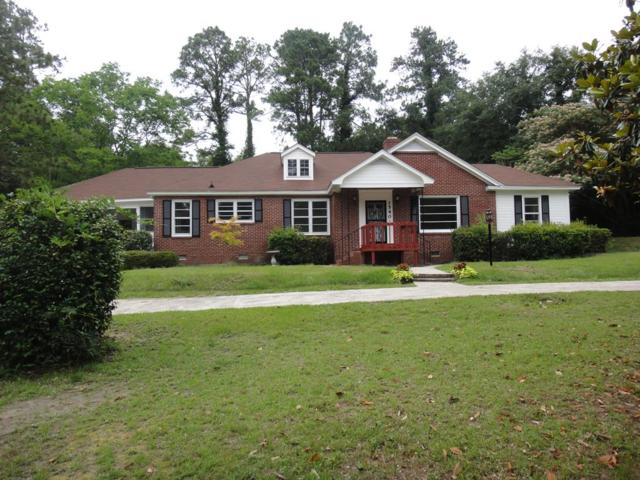 1540 Highland Park Dr. Sw, AIKEN, SC 29801 (MLS #103065) :: Shannon Rollings Real Estate